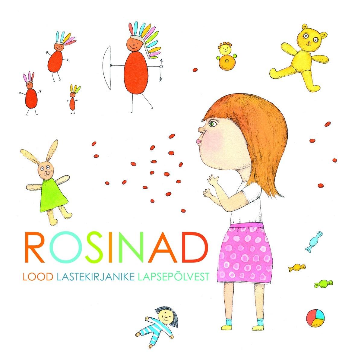 Piret Raua raamatu , Rosinad, esikaas