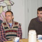 Segei Sedov ja Artur Givargizov