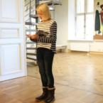 I koht – Anette Must, Tallinna Pääsküla Gümnaasium, õpetaja Piret Koemets
