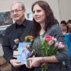 Heiki Ernits ja Kristiina Kass