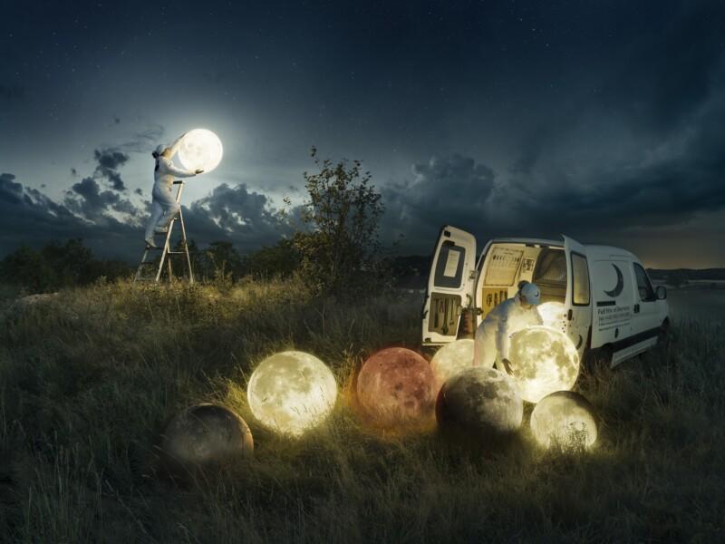 © Erik Johansson, Full Moon Service
