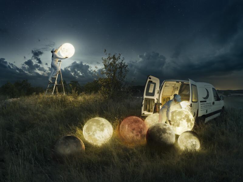 Erik Johanssoni foto Full Moon Service