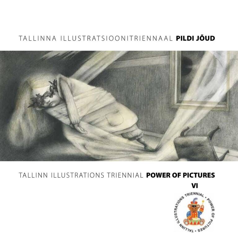 Tallinna illustratsioonitriennaali kataloogi kaas 2020