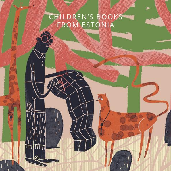 Kataloogi Children's Books From Estonia esikaas