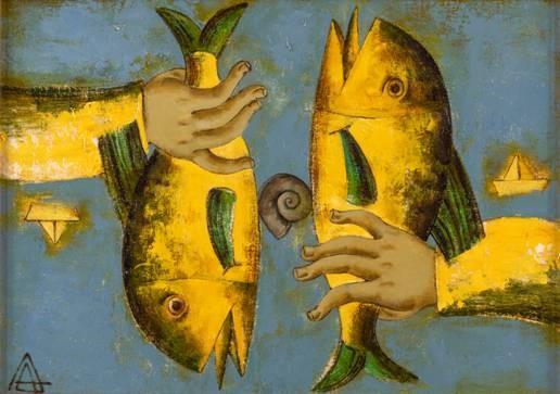 Alexander Demidovi maal