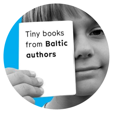 Tiny books from Baltic authors