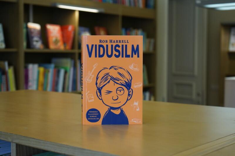 Rob Harreli raamat Vidusilm