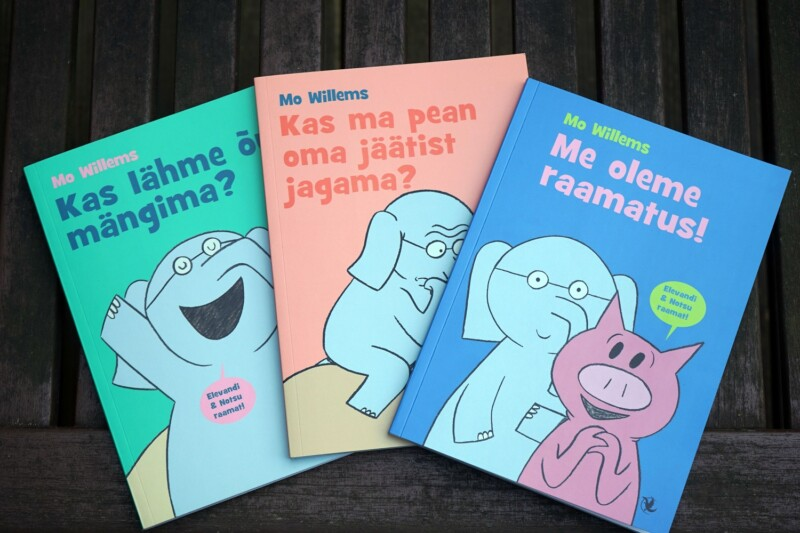 Mo Willemsi lasteraamatud