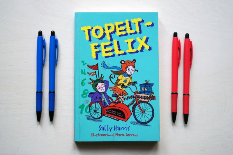 Sally Harrise raamat,Topelt-Felix