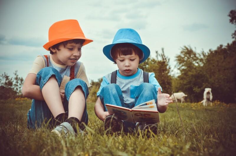 Lapsed raamatuga aasal, seminari ,Laps kirjanduses, visuaal